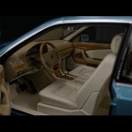 Mercedes - Benz CL600 Coupe 1997 Metallic Blau 1/18 Norev 183448