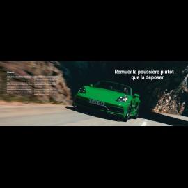 Porsche Broschüre 718 GTS 4.0 Votre passion, sans limite 01/2020 in Französisch WSLN2001000430