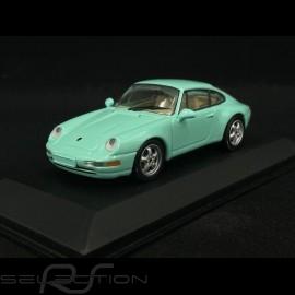 Porsche 911 typ 993 1993 Mintgrün1/43 Minichamps MIN063002