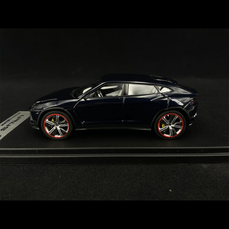 Lamborghini Urus Prototyp Beijing Motorshow 2012 Blu Hera 1/43 LookSmart LS399H - Ultra Rare !