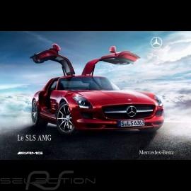 Mercedes Broschüre SLS AMG 2010 03/2010 in Französisch MESS4001-02