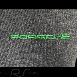 Porsche Jacke mit Kapuze Grau meliert WAP953G - Damen