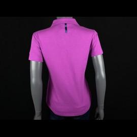 Porsche Polo Shirt violett WAP966F - Damen