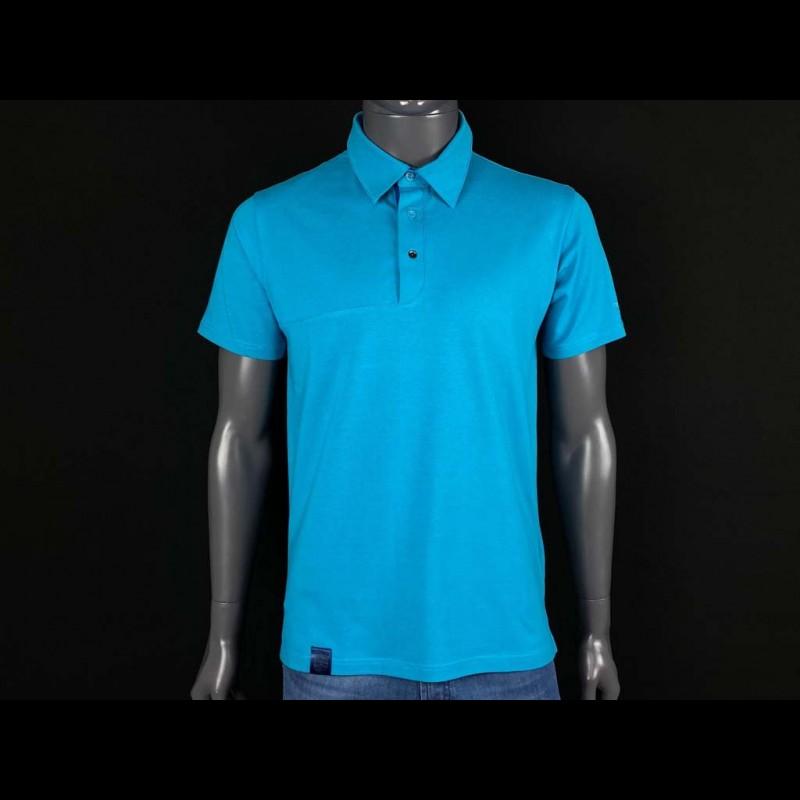 Polo Shirt Porsche Metropolitan blau WAP967F - Herren