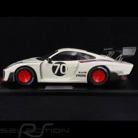 Porsche 935 Martini basis 991 GT2 RS 2018 n° 70 1/8 Minichamps 800651000