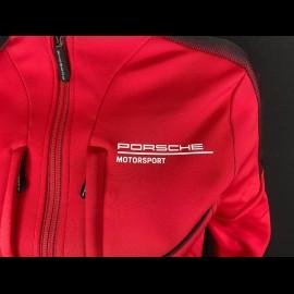 Porsche Jacke Softshell Motorsport 4 Collection Rot WAP121NFMS - Damen