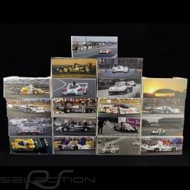 19 modellautos set Porsche 24h Le Mans Sieger 1/43 Spark