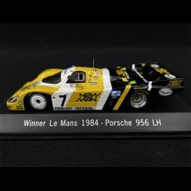 Porsche 956 LH Sieger Le Mans 1984 n° 7 1/43 Spark MAP02028413