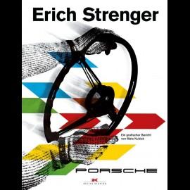 Buch  Erich Strenger and Porsche - Mats Kubiak