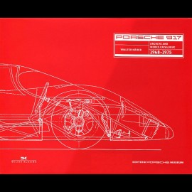 Buch Porsche 917 - Archive and Works Catalogue 1968 - 1975 MAP09025514
