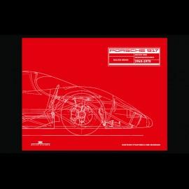 Buch Porsche 917 - Archives und Werkverzeichnis 1968 - 1975 MAP09025014