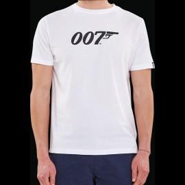 James Bond 007 T-Shirt Weiß - Herren