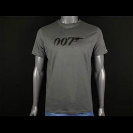 James Bond 007 T-Shirt Asphaltgrau - Herren