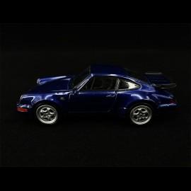 Porsche 911 Turbo Type 964 Spielzeug Reibung Welly kobaltblau MAP01007016