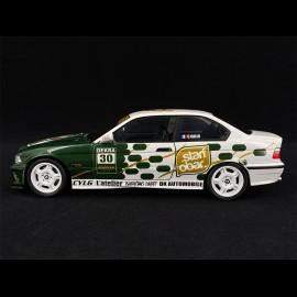 BMW E36 M3 Coupe Starfobar Tictac 1994 Grün 1/18 Solido S1803906