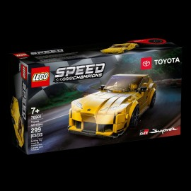Toyota GR Supra Speed Champions Lego 76901