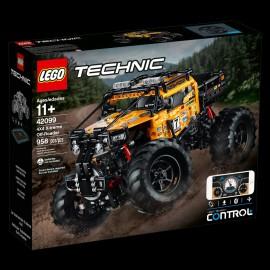 4x4 Xt-treme Off-Roader Lego Technic 42099