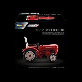 Porsche Adventskalender Porsche Junior 108 rot 1/24 Revell 01036