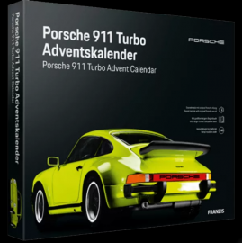Porsche Adventskalender 911 Turbo 1974 hellgrün 1/43 MAP09600221