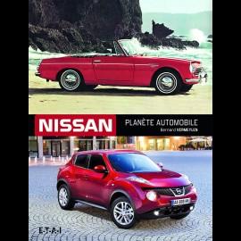 Buch Nissan Planète automobile - Bernard Vermeylen