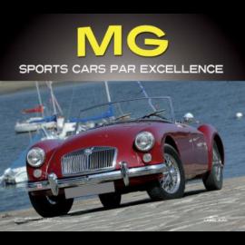 Buch MG sport cars par excellence Bernard Sara