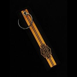 Stiff Schlüsselanhänger Selection RS Wild Biker 1903 Schwarz / Orange Streifen