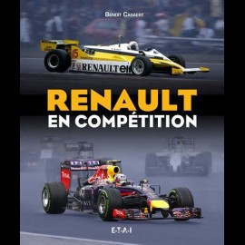 Buch Renault en compétition - Benoît Casaert