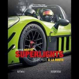 Buch Superlights De la piste à la route - Philippe and Arnaud Taquet