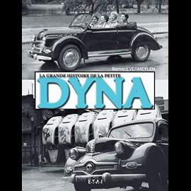 Buch La Grande Histoire de la petite Dyna - Bernard Vermeylen
