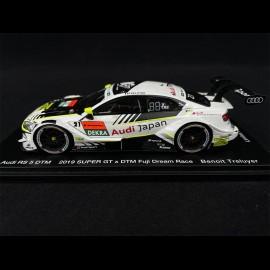 Audi RS5 DTM n° 21 Super GT x DTM Fuji Dream Race 2019 1/43 Spark HRDTM4322019E