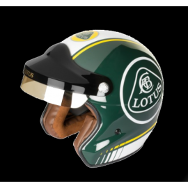 Lotus Esprit Helm Grün / Gelb