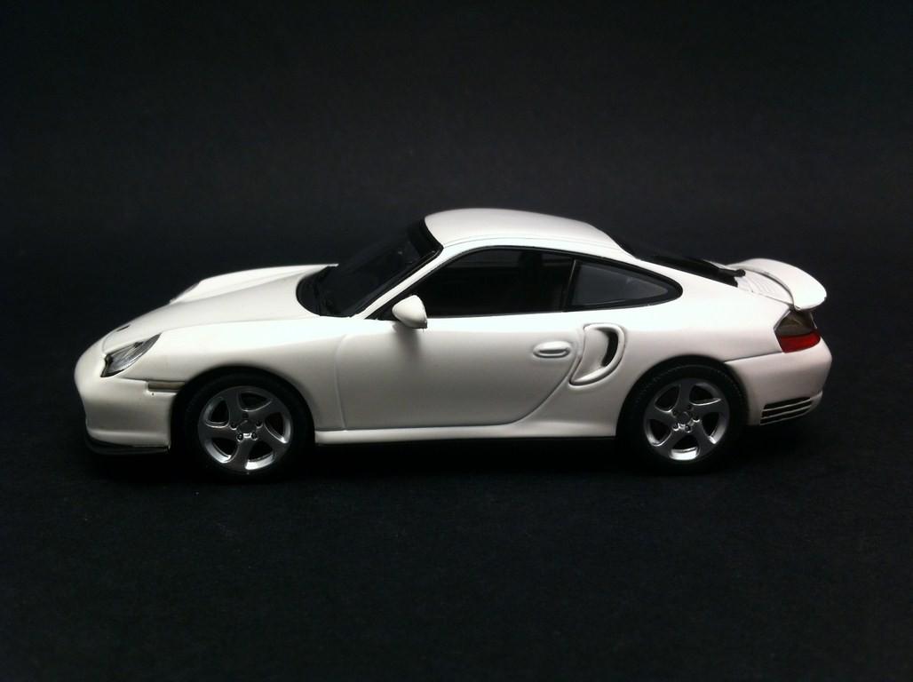 Porsche 911 type 996